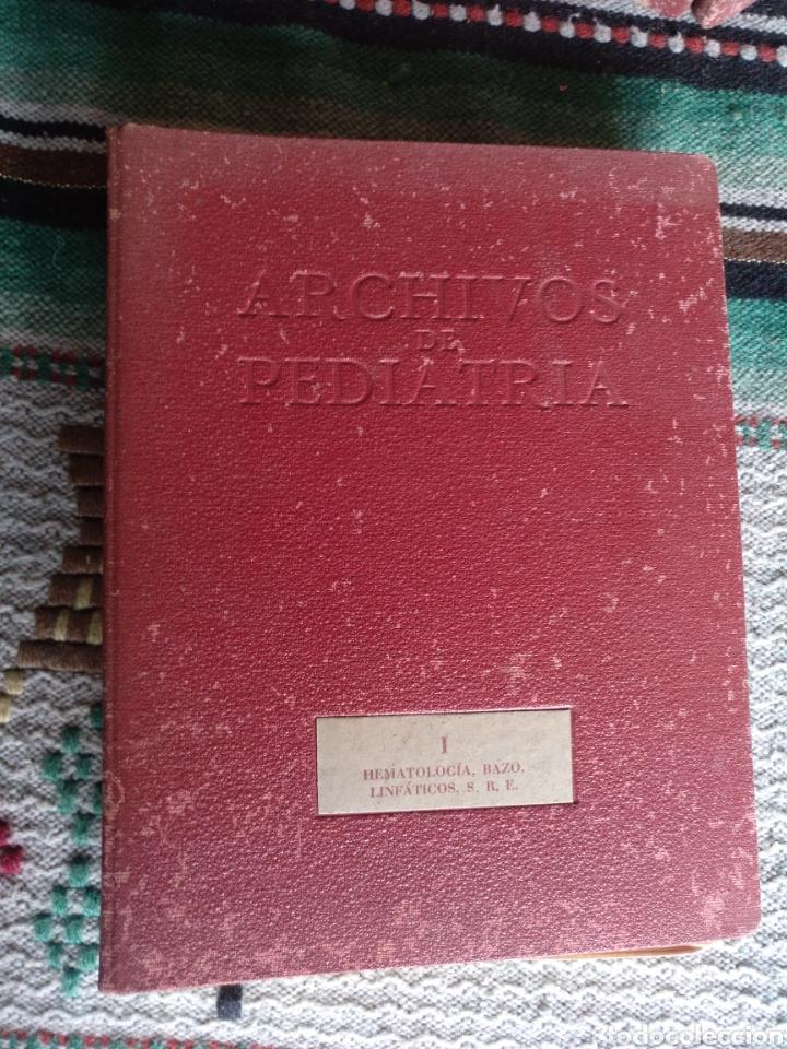 Libros: Archivos de pediatría años 50 y 60 - Foto 13 - 176636158