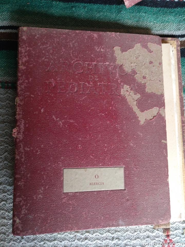Libros: Archivos de pediatría años 50 y 60 - Foto 21 - 176636158