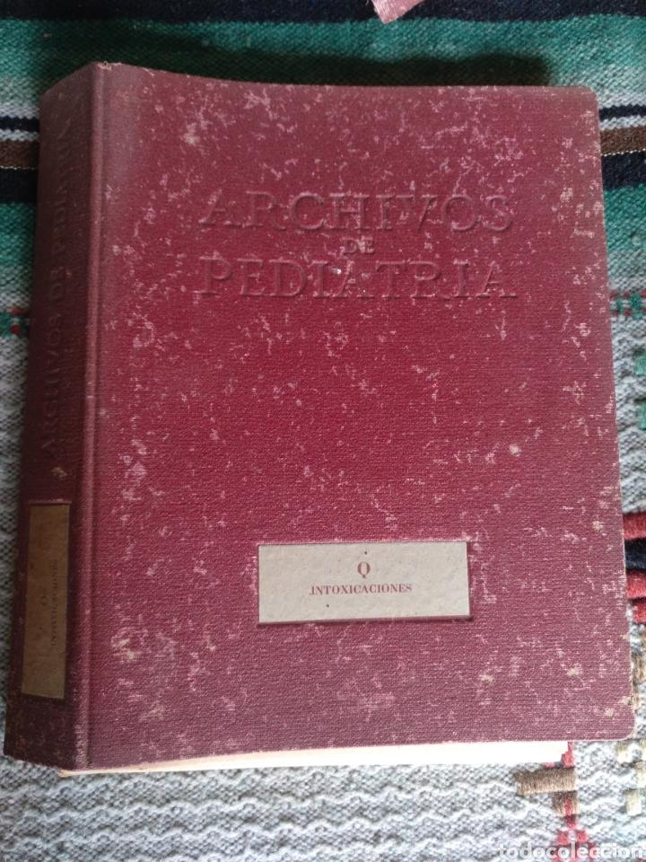 Libros: Archivos de pediatría años 50 y 60 - Foto 25 - 176636158