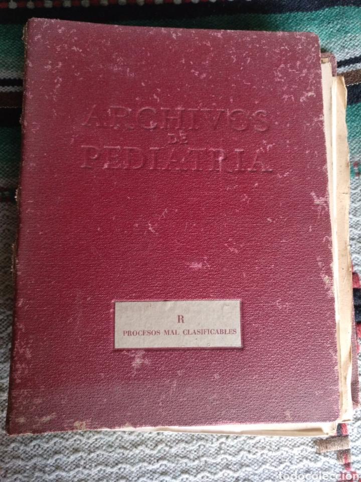 Libros: Archivos de pediatría años 50 y 60 - Foto 27 - 176636158