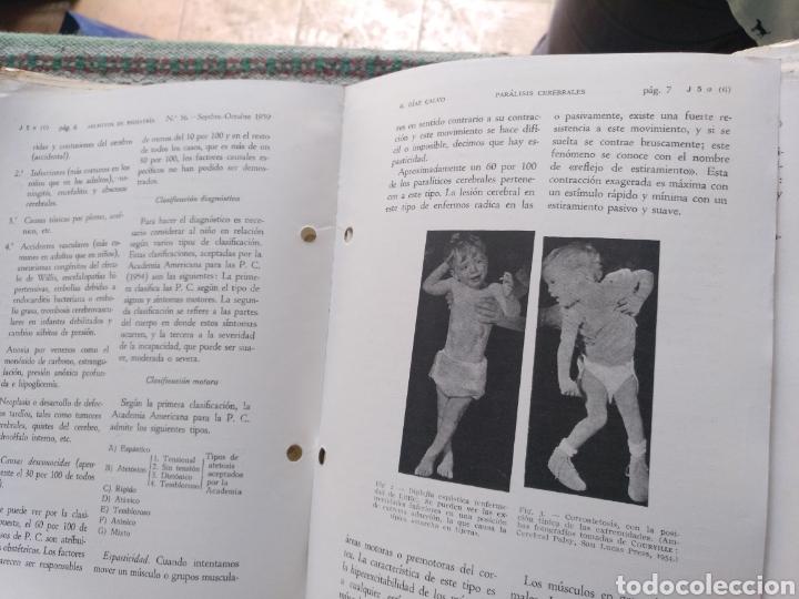 Libros: Archivos de pediatría años 50 y 60 - Foto 39 - 176636158