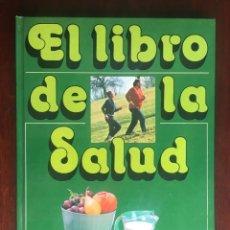 Libros: EL LIBRO DE LA SALUD, EL DR SANTIAGO DEXEUS UN COMPLETO COMPENDIO CON LAS CLAVES DEL CUERPO HUMANO. Lote 177731403