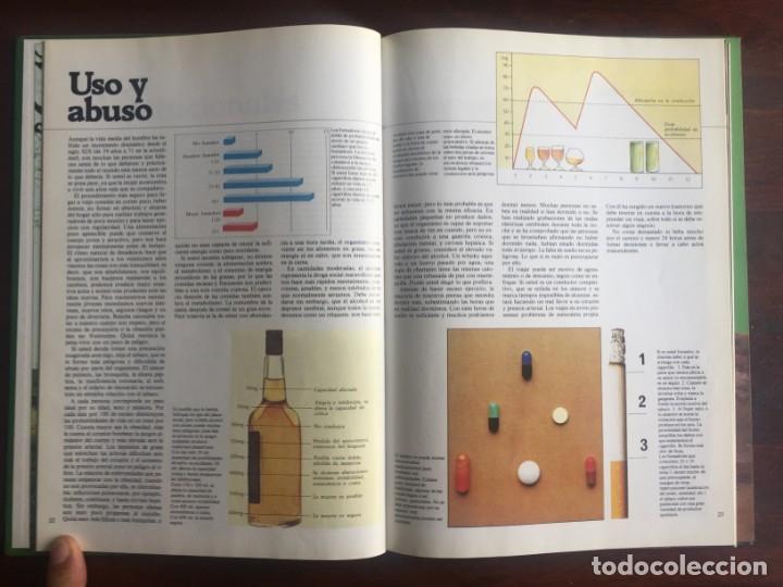 Libros: El libro de la salud, el Dr Santiago Dexeus Un completo compendio con las claves del cuerpo humano - Foto 7 - 177731403