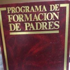 Libros: PROGRAMA DE FORMACION DE PADRES - 4 TOMOS - NUMERO 3.SOCORRISMO Y MEDICINA INFANTIL - . Lote 178447365