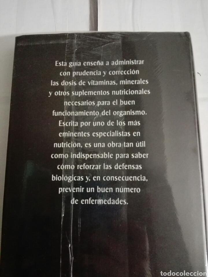 Libros: LA BIBLIA DE LAS VITAMINAS - Foto 2 - 178730913