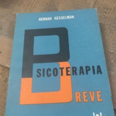 Libros: PSICOTERAPIA REVE - HERNAN KESSELMAN. Lote 178932132