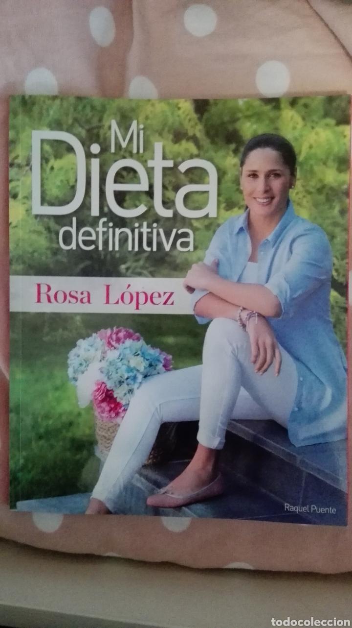 MI DIETA DEFINITIVA ROSA LOPEZ (Libros Nuevos - Ciencias, Manuales y Oficios - Medicina, Farmacia y Salud)