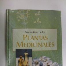 Libros: NUEVA GUÍA DE LAS PLANTAS MEDICINALES. CLUB INTERNACIONAL DEL LIBRO.. Lote 181347657