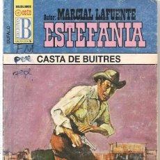 Libros: 24540 - NOVELAS DEL OESTE - ESTEFANIA - COLECCION BUFALO - CASTA DE BUITRES - Nº ?. Lote 183698605