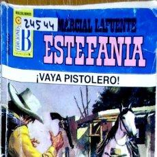 Libros: 24544 - NOVELAS DEL OESTE - ESTEFANIA - COLECCION BUFALO - VAYA PISTOLERO - Nº 1044. Lote 183758502