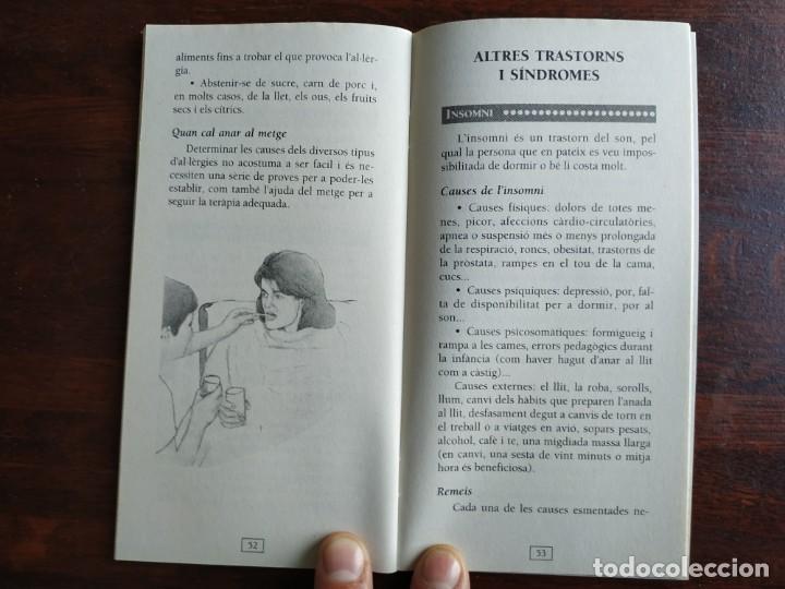 Libros: Remeis senzills per alleugerir grans molèsties, quadern nº 7 de la col·lecció El mes sa pràctic i na - Foto 7 - 186250090