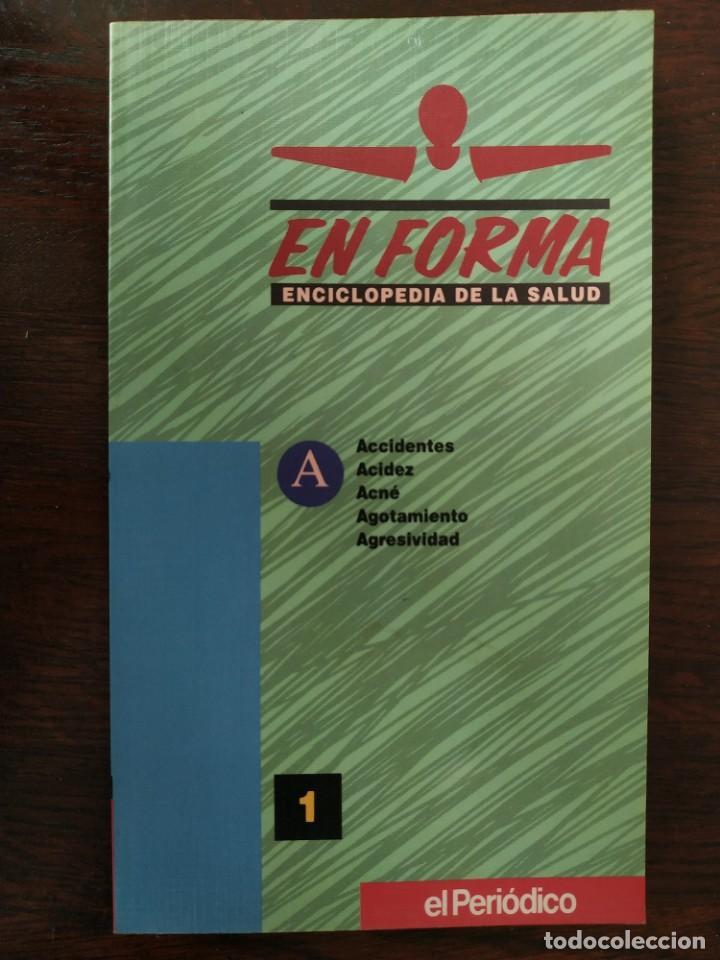 Libros: En Forma Guía practica de salud para resolver cualquier dolencia, elija usted la que mas le interese - Foto 2 - 186304352