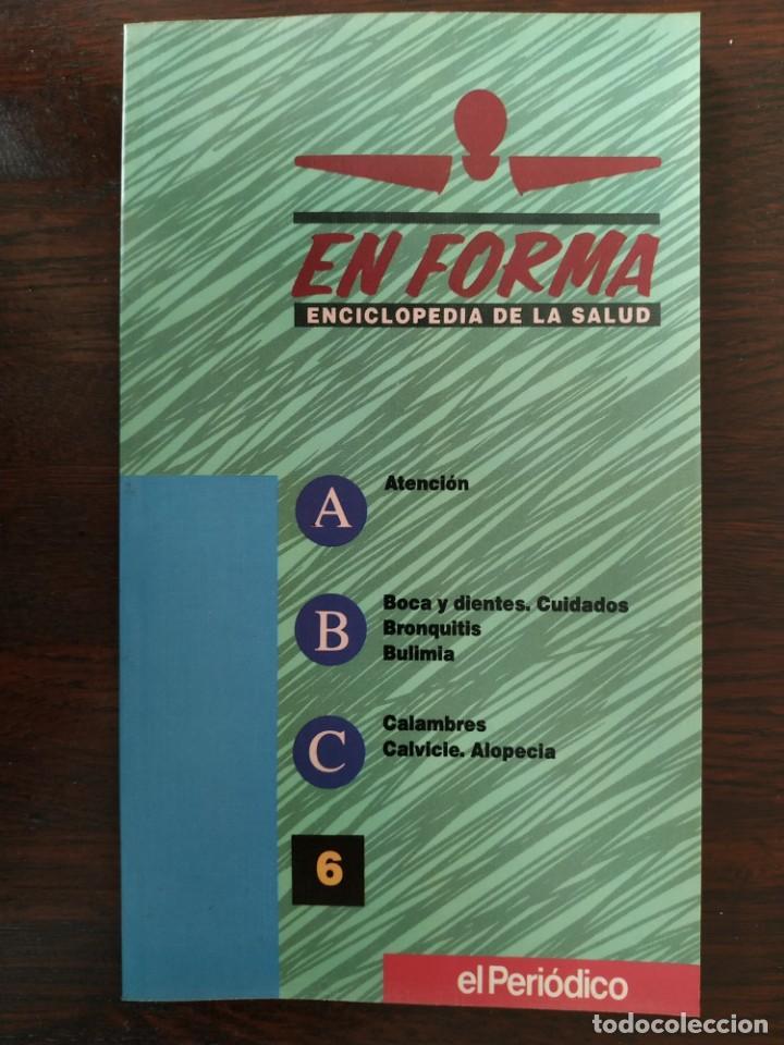 Libros: En Forma Guía practica de salud para resolver cualquier dolencia, elija usted la que mas le interese - Foto 16 - 186304352