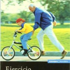 Libros: EJERCICIO Y CALIDAD DE VIDA CLAVES PARA MANTENER SALUD MENTAL Y FÍSICA (L. Mª GONZALO) EUNSA 2005. Lote 187302027