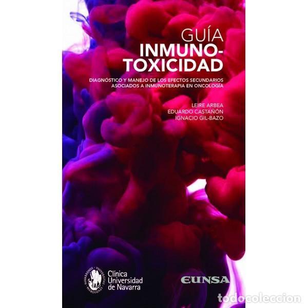 GUÍA INMUNOTOXICIDAD (VV.AA.) EUNSA 2019 (Libros Nuevos - Ciencias, Manuales y Oficios - Medicina, Farmacia y Salud)