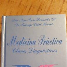 Libros: MEDICINA PRÁCTICA- CLAVES DIAGNÓSTICAS-SCIENTIFIC WORLD. Lote 190439716
