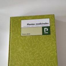 Libros: LIBRO PLANTAS MEDICINALES. PHARMA EDITORES. Lote 191834542