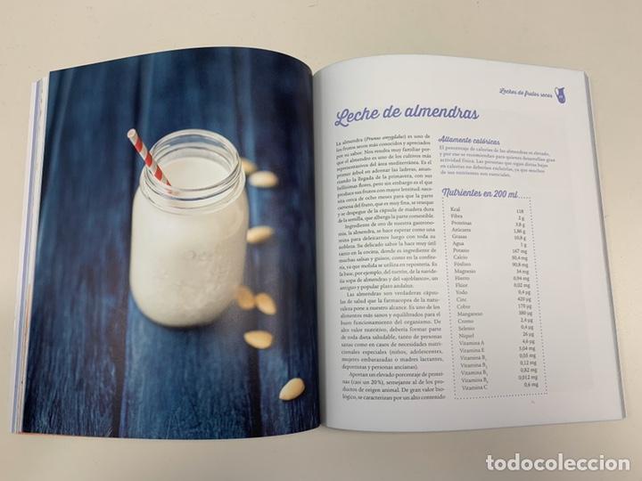 Libros: Leches Vegetales - RBA Editorial - NUEVO - Foto 2 - 192147176