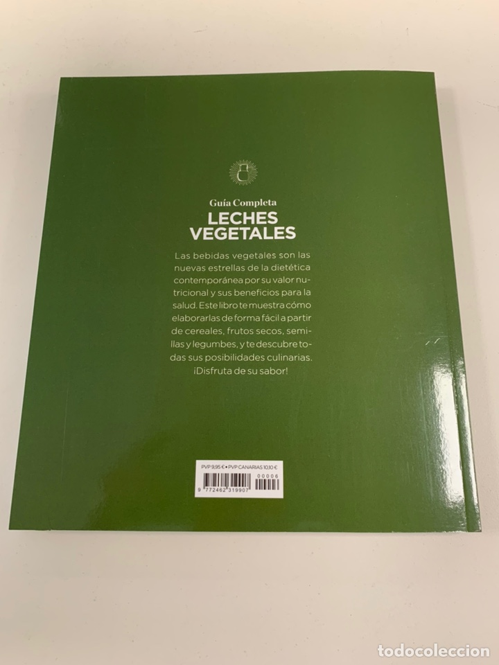 Libros: Leches Vegetales - RBA Editorial - NUEVO - Foto 3 - 192147176