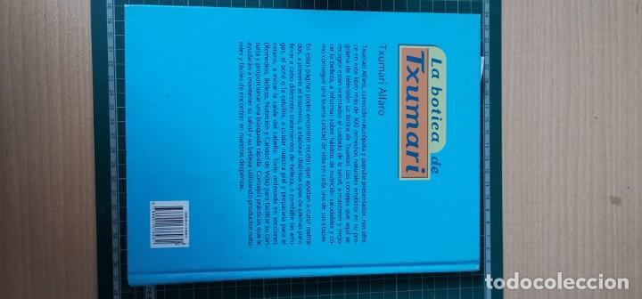 Libros: La botica de Txumari. - Foto 3 - 192489162