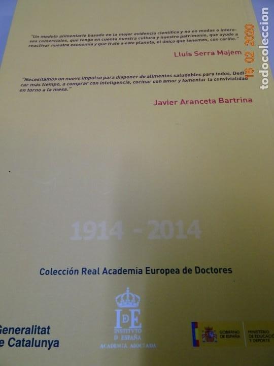 Libros: Dieta Mediterránea , una visión global. La nutrición comunitaria en el siglo XXI - Foto 3 - 194214465