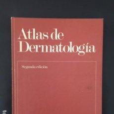 Libros: ATLAS DE DERMATOLOGIA SEGUNDA EDICION GERNOT RASSNER. Lote 196532975