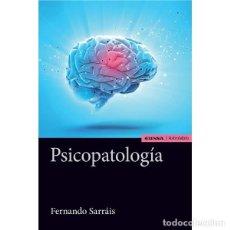 Libros: PSICOPATOLOGÍA (PERNANDO SARRÁIS) EUNSA 2016. Lote 198926242