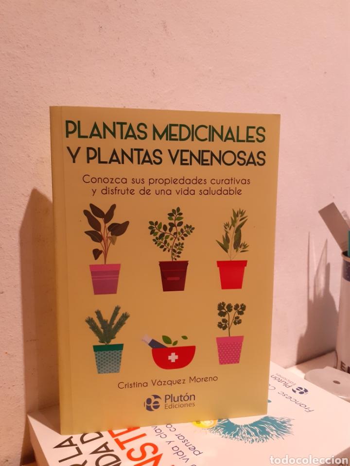 PLANTAS MEDICINALES Y PLANTAS VENENOSAS (Libros Nuevos - Ciencias, Manuales y Oficios - Medicina, Farmacia y Salud)