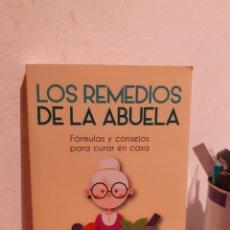 Libros: LOS REMEDIOS DE LA ABUELA. Lote 206885583