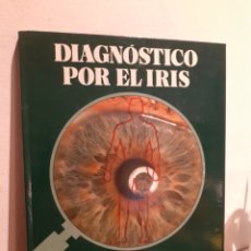 Libros: DIAGNÓSTICO POR EL IRIS. Lote 206889537