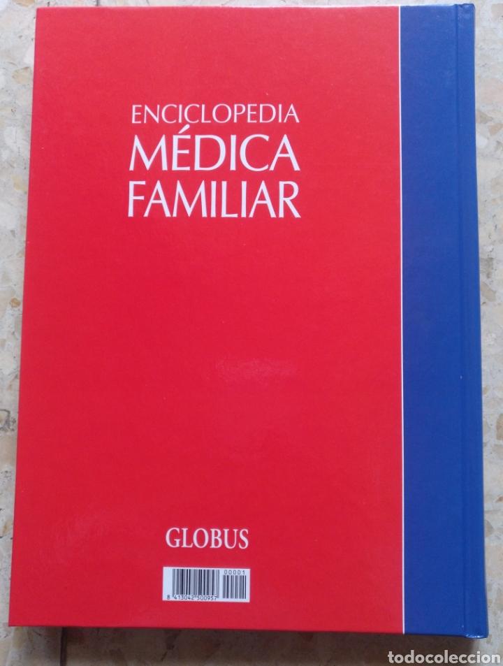 Libros: ENCICLOPEDIA MÉDICA FAMILIAR 1 - Foto 4 - 207500823