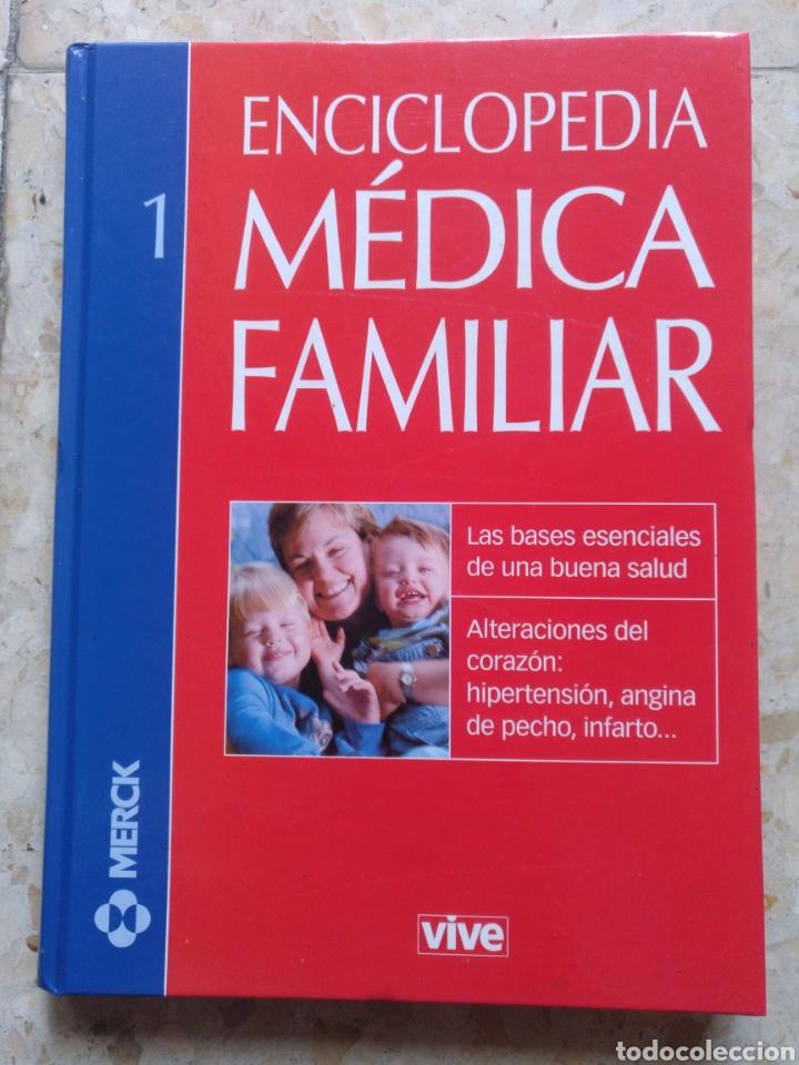 ENCICLOPEDIA MÉDICA FAMILIAR 1 (Libros Nuevos - Ciencias, Manuales y Oficios - Medicina, Farmacia y Salud)