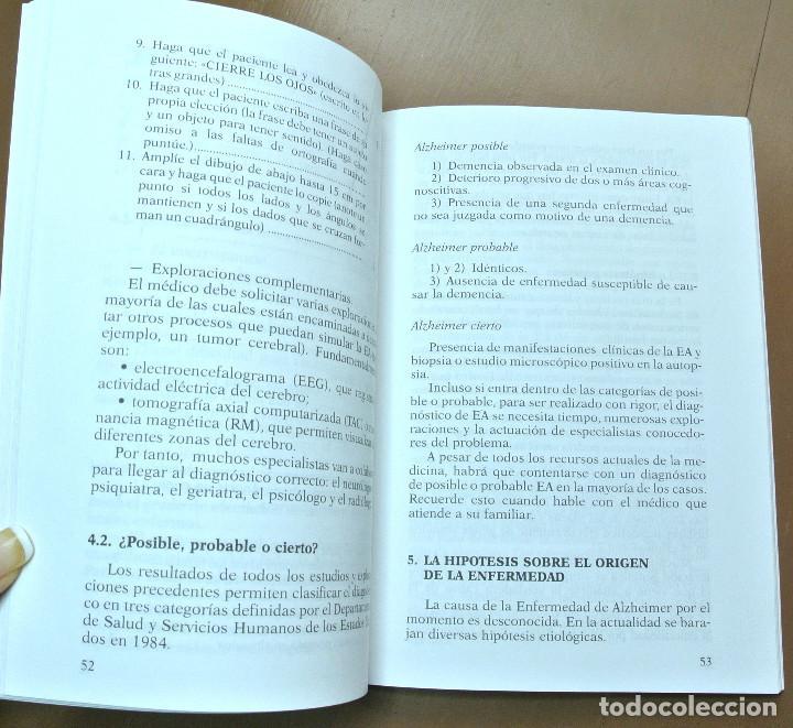 Libros: Libro vivir con la enfermedad del alzheimer, Jaques Selmes - Foto 2 - 207806107