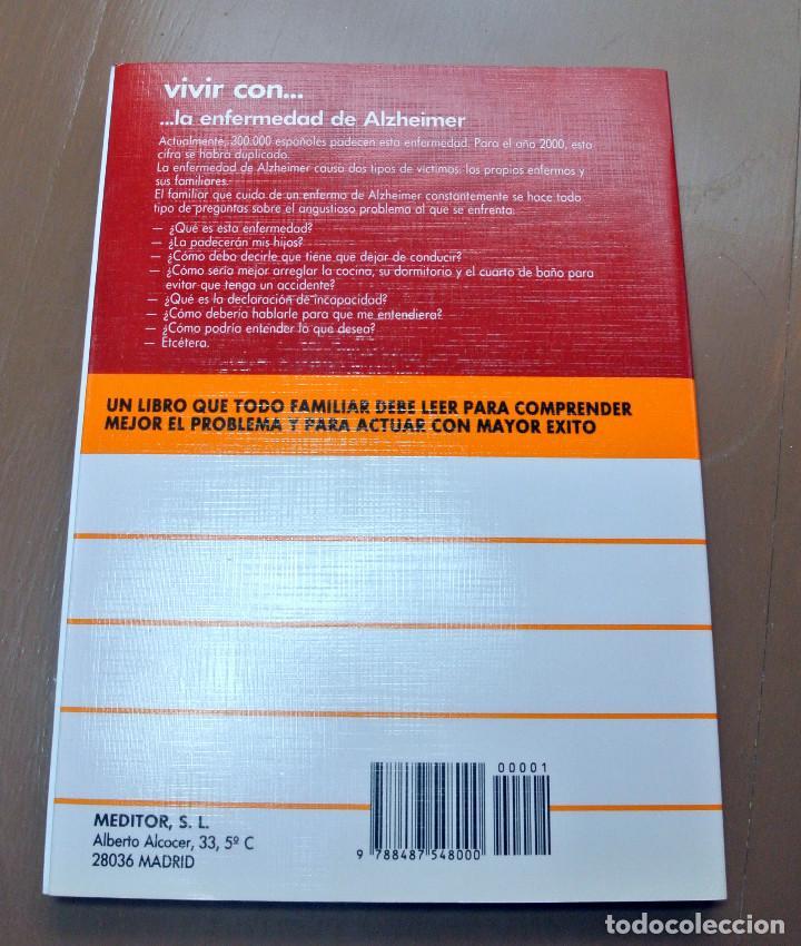 Libros: Libro vivir con la enfermedad del alzheimer, Jaques Selmes - Foto 3 - 207806107