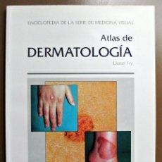 Libros: LIBRO ATLAS DE LA DERMATOLOGÍA , VOLUMEN 2, LIONEL FRY. Lote 207815791