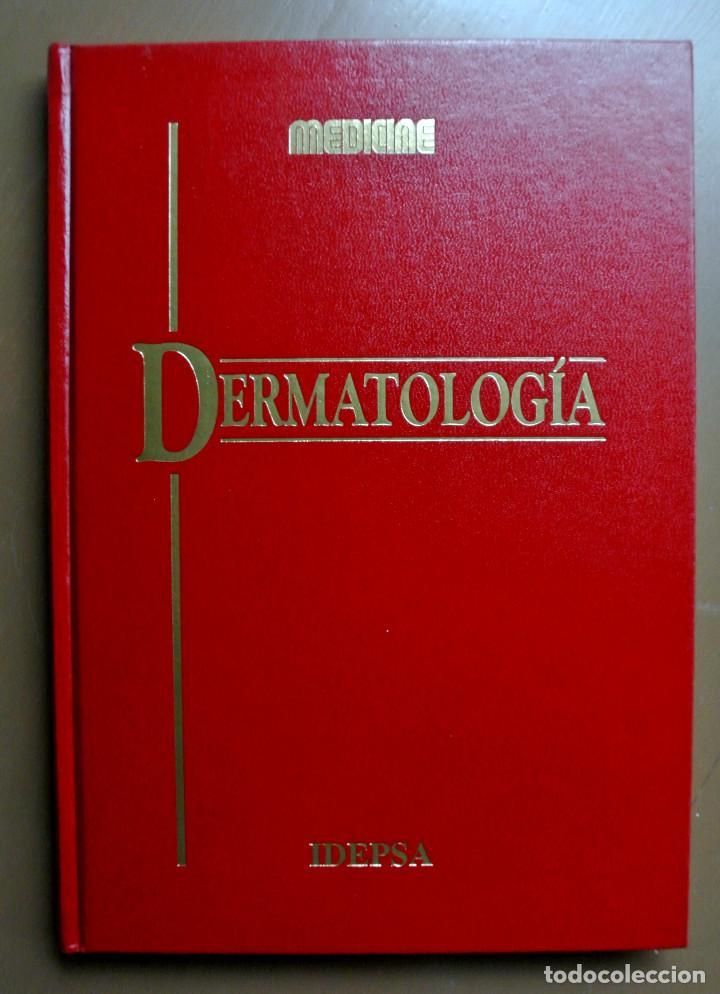 LIBRO DERMATOLOGIA , IDEPSA (Libros Nuevos - Ciencias, Manuales y Oficios - Medicina, Farmacia y Salud)