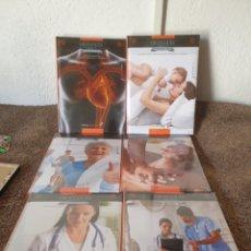 Libros: LIBROS GRAN GUÍA MEDICA. Lote 209755255