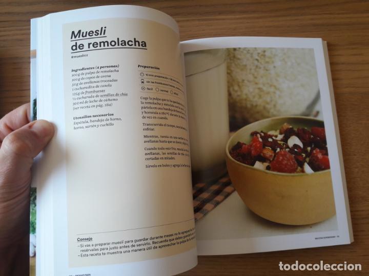 Libros: Superfoods, Carla Zaplana, ed. Planeta, 2016.. 223p. Tapa blanda, recetas saludables - Foto 2 - 210539465