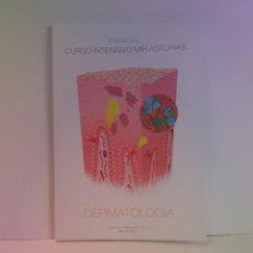 Libros: ESTUPENDO MANUAL COMPENDIO DE TODA LA DERMATOLOGIA NUEVO 2018 MIR. Lote 213203401