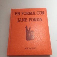 Libros: EN FORMA CON JANE FONDA. Lote 214183775