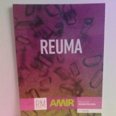 Libros: REUMATOLOGIA ESTUPENDO MANUAL COMPENDIO DE TODA LA REUMATOLOGIA NUEVO 2018 MIR. Lote 215269638