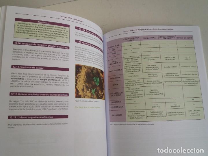 Libros: HEMATOLOGIA ESTUPENDO MANUAL COMPENDIO DE TODA LA HEMATOLOGIA NUEVO 2018 MIR - Foto 23 - 215271206