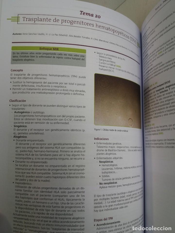 Libros: HEMATOLOGIA ESTUPENDO MANUAL COMPENDIO DE TODA LA HEMATOLOGIA NUEVO 2018 MIR - Foto 32 - 215271206