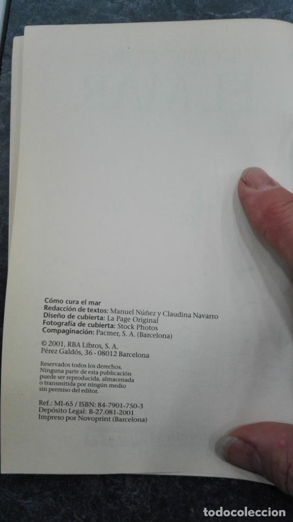 Libros: Como cura El Mar - Foto 3 - 215424381