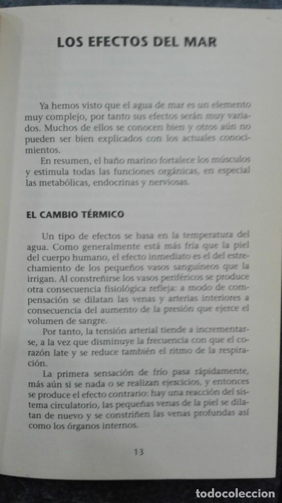 Libros: Como cura El Mar - Foto 4 - 215424381
