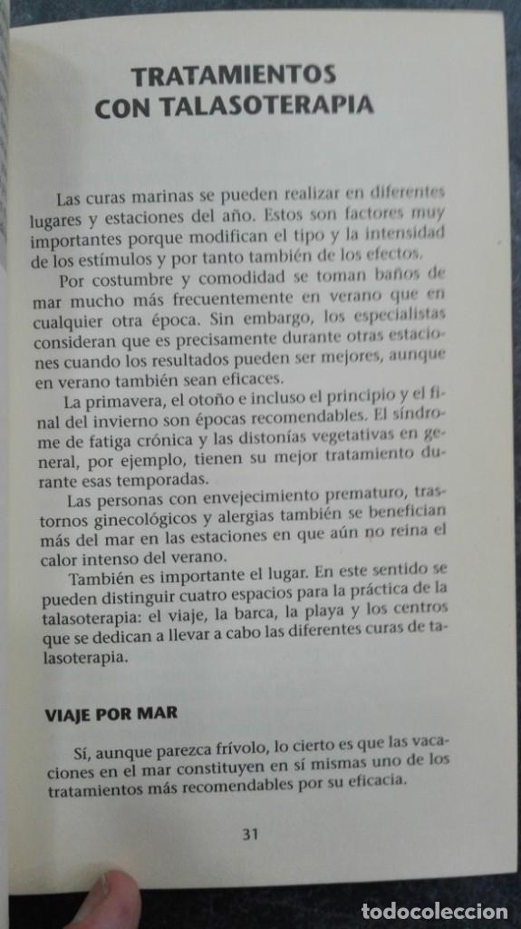 Libros: Como cura El Mar - Foto 5 - 215424381