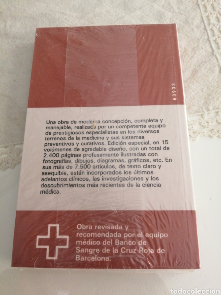 Libros: MEDICINA Y SALUD NÚMERO 12-GUIA PRACTICA ILUSTRADA DE LA A a la Z. (NUEVO, PRESINTADO) - Foto 2 - 216553113