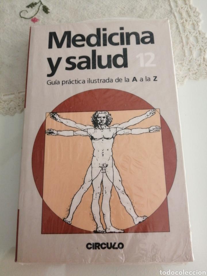 MEDICINA Y SALUD NÚMERO 12-GUIA PRACTICA ILUSTRADA DE LA A A LA Z. (NUEVO, PRESINTADO) (Libros Nuevos - Ciencias, Manuales y Oficios - Medicina, Farmacia y Salud)