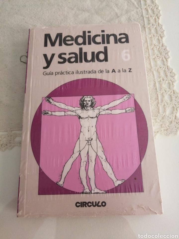 MEDICINA Y SALUD NÚMERO 6.-GUIA PRACTICA ILUSTRADA DE LA A A LA Z. (NUEVO, PRESINTADO) (Libros Nuevos - Ciencias, Manuales y Oficios - Medicina, Farmacia y Salud)