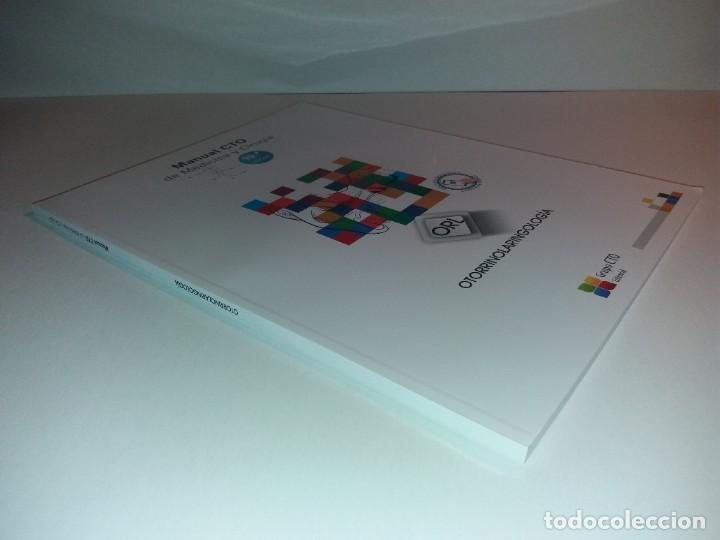 Libros: OTORRINOLARINGOLOGIA ESTUPENDO MANUAL COMPENDIO DE TODA LA LARINGOLOGIA NUEVO 2018 MIR - Foto 2 - 220422047